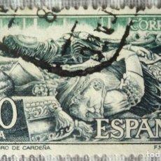 Sellos: SELLO DE ESPAÑA. TEMA: S. PEDRO DE CARDEÑA. Lote 129574595