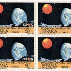 Sellos: EXPO SEVILLA 1992. Lote 130482510