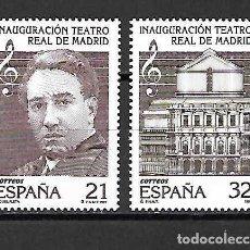 Sellos: MÚSICA EN ESPAÑA- SELLOS EMIT. 11-10-97. Lote 130543314