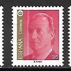 Sellos: JUAN CARLOS I, REY. ESPAÑA. SELLOS EMIT. AÑO 1998. Lote 130894024