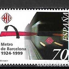 Sellos: METROPOLITANO (METRO), BARCELONA . SELLO EMITO 7-5-99. Lote 131124864