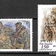Sellos: PINTURAS DE VELA ZANETI. ESPAÑA. SELLOS EMIT. 10-9-99. Lote 195163312