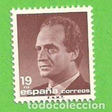Sellos: EDIFIL 2834. S. M. DON JUAN CARLOS I. (1986).** NUEVO SIN FIJASELLOS.. Lote 131169996