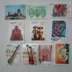 Sellos: ESPAÑA 2012. Lote 132312230