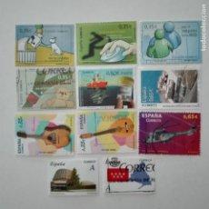 Sellos: ESPAÑA 2011. Lote 132312406