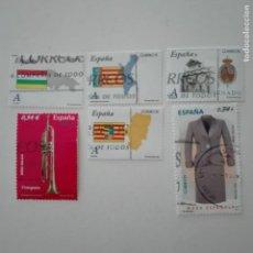 Sellos: ESPAÑA 2010. Lote 132312814