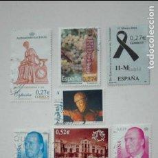 Sellos: ESPAÑA 2004. Lote 132321850