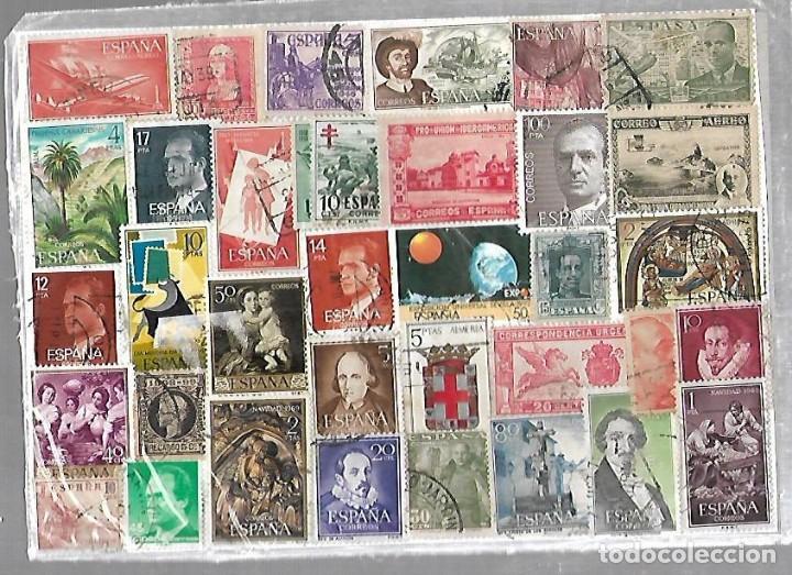 LOTE DE SELLOS ESPAÑOLES. DIFERENTES. MATADOS. VER FOTOS. (Sellos - España - Juan Carlos I - Desde 1.975 a 1.985 - Usados)