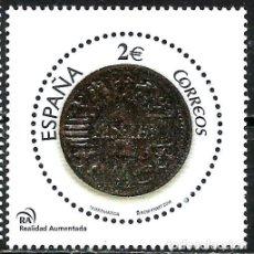 Sellos: ESPAÑA 2014- EDI 4920 LA PESETA EN MONEDA) (NUEVO)***SIN/CH. Lote 132845222