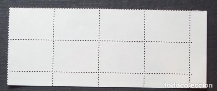 Sellos: Bloque de 8 sellos Cent. del cuerpo de Abogados del Estado numero EDIFIL 2624 - Foto 2 - 133005978