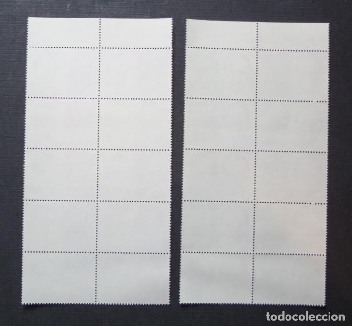 Sellos: 10 Series de Miguel Hernandez y Ortega y Gasset numeros EDIFIL 2568 y 2569. Nuevos sin fijasellos - Foto 2 - 133006178