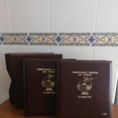 Sellos: COLECCIÓN MUNDIAL DE ESPAÑA DE FÚTBOL 1982 COMPLETA.. Lote 134002665