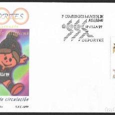 Selos: ESPAÑA - SPD. EDIFIL Nº 3627 CON DEFECTOS AL DORSO. Lote 134091586