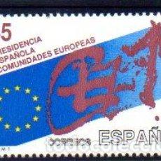Sellos: ESPAÑA. SERIE COMPLETA DEL AÑO 1989, EN NUEVO. Lote 134572746