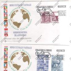 Selos: ESPAÑA Nº 3453 AL 3455 (**). Lote 135760930