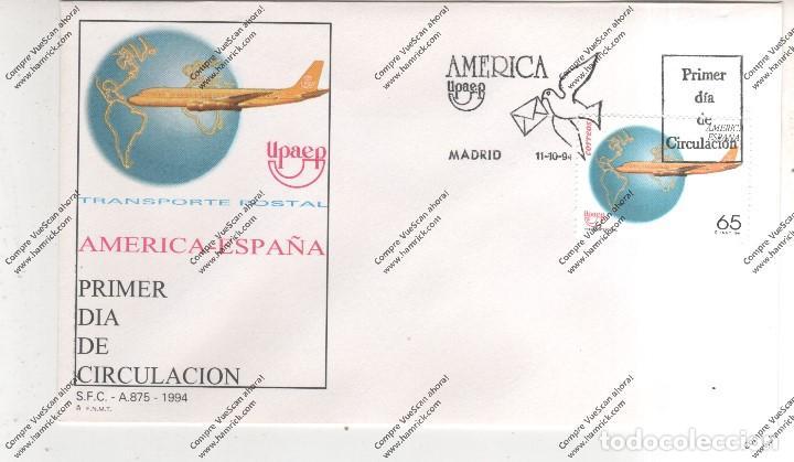 ESPAÑA Nº 3321 (**) (Sellos - España - Juan Carlos I - Desde 1.986 a 1.999 - Cartas)