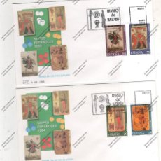 Selos: ESPAÑA Nº 3317 AL 3320 (**). Lote 136100362