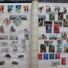 Sellos: ESPAÑA AÑO COMPLETO 1974 EN USADO. (3 FOTOS) EDIFIL 2167 A 2231. Lote 136867958