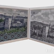 Sellos: SPAIN 2017 - WORLD HERITAGE URBAN CENTRES - GRANADA (ARTIST'S PROOF). Lote 137100170