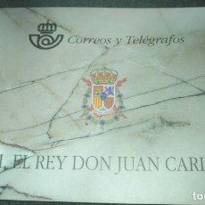 Sellos: CARNÉ REY DON JUAN CARLOS I AÑO 1998 Nª 3544C. Lote 137176762