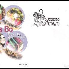Sellos: ESPAÑA SOBRE PRIMER DIA AÑO 2002 EDIFIL 3935 SPD. Lote 138890766