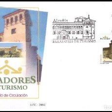 Sellos: ESPAÑA SOBRE PRIMER DIA AÑO 2002 EDIFIL 3942 SPD. Lote 138890942
