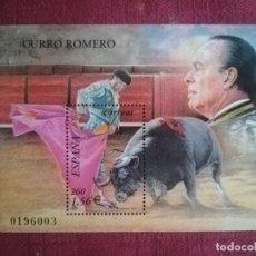 Sellos: HB CURRO ROMERO (BAJO FACIAL). Lote 138963782