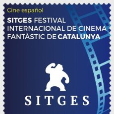 Sellos: SPAIN 2018 - SITGES FILM FESTIVAL MNH. Lote 139102538