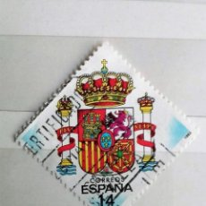 Sellos: ESPAÑA 1983, SELLO ESCUDO USADO . Lote 139761134