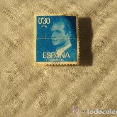 Sellos: ESPAÑA - SELLO DE 0.30 PESETAS JUAN CARLOS I. Lote 140129358