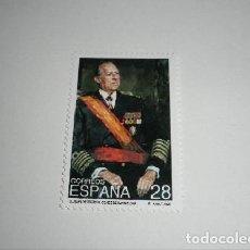 Sellos: ESPAÑA 1993 3264 SELLO NUEVO DON JUAN DE BORBÓN Y BATTENBERG RETRATO DE RICARDO MACARRÓN MICHEL3122. Lote 140136090