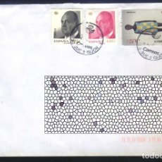 Sellos: AG-022- SOBRE CIRCULADO.. Lote 140460154