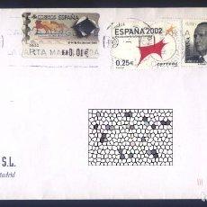 Sellos: AG-024- SOBRE CIRCULADO. . Lote 140460618