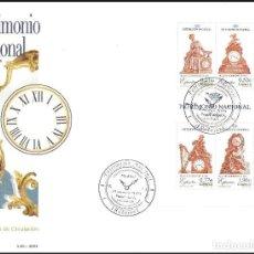 Sellos: ESPAÑA SOBRE PRIMER DIA AÑO 2004 EDIFIL 4071 SPD. Lote 140481090