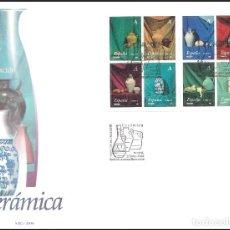 Sellos: ESPAÑA SOBRE PRIMER DIA AÑO 2004 EDIFIL 4102/4109 SPD. Lote 140481270