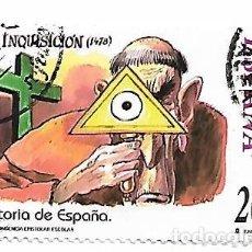 Sellos: SELLO ESPAÑA USADO. 2000. HISTORIA DE ESPAÑA.. Lote 140506514