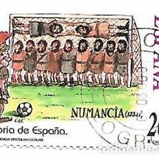 Sellos: SELLO ESPAÑA USADO. 2000. HISTORIA DE ESPAÑA.. Lote 140506662