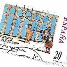 Sellos: SELLO ESPAÑA USADO. 2000. HISTORIA DE ESPAÑA.. Lote 140506850