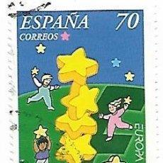 Sellos: SELLO ESPAÑA USADO. 2000 ESPAÑA 2000. EDIFIL 3707. EUROPA.. Lote 140510822