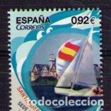 ESPAÑA NUEVO. 2014. EDIFIL 4904, DEPORTES, MUNDIAL DE VELA. (Sellos - España - Juan Carlos I - Desde 2.000 - Nuevos)