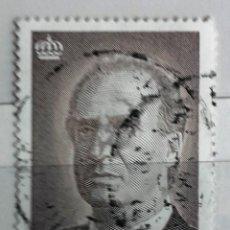 Sellos: ESPAÑA 1996, SELLO USADO REY JUAN CARLOS I 100PTS . Lote 143117794