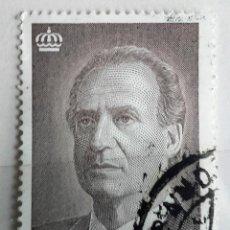 Sellos: ESPAÑA 1996, SELLO USADO REY JUAN CARLOS I 100PTS . Lote 143119266