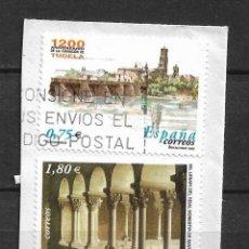 Sellos: ESPAÑA AÑO 2002 USADO - 1/48. Lote 143790418