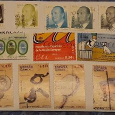Sellos: LOTE DE USADOS EN EUROS. Lote 144273398