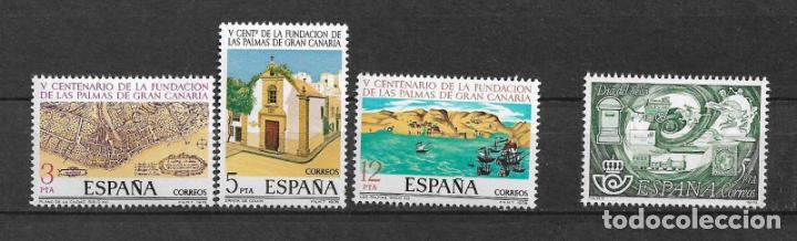 ESPAÑA 1978 EDIFIL 2477/2479 ** MNH - 12/31 (Sellos - España - Juan Carlos I - Desde 1.975 a 1.985 - Nuevos)