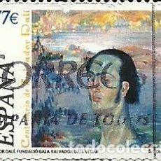 Sellos: SELLO USADO ESPAÑA SALVADOR DALI EDIFIL 5026 AÑO 2004. Lote 144931774
