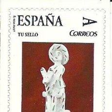 Sellos: ESPAÑA , SELLO PERSONALIZADO ,TU SELLO , NUEVO ,FIGURA CERÁMICA. Lote 207167345
