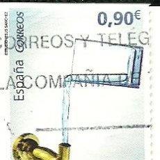 Sellos: SELLO USADO ESPAÑA , EDIFIL 4777 , AGUA. Lote 145013522
