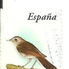 Sellos: SELLO USADO ESPAÑA , EDIFIL 4303 , RUISEÑOR. Lote 145129974