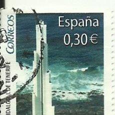 Sellos: SELLO USADO ESPAÑA , EDIFIL 4348 A FARO PUNTA HIDALGO. Lote 152840578